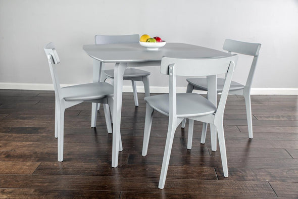 NEW Landry grey table+4 chairs