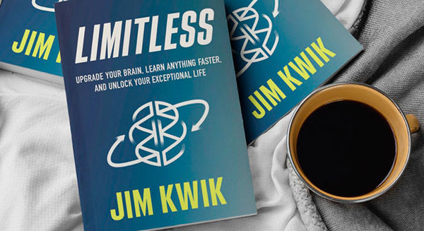 Limitless: Upgrade Your Brain, Learn Anything Faster, and Unlock Your Exceptional Life - Hardcover by Jim Kwik