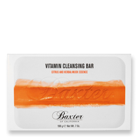 Vitamin Cleansing Bar (Citrus/Herbal Musk)