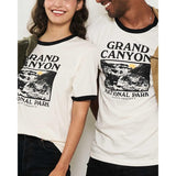 Grand Canyon Photo Ringer Tee