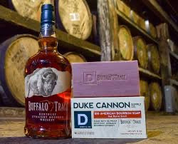 Big American BUFFALO TRACE Bourbon Soap