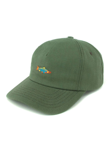 Hot Salmon Polo Hat
