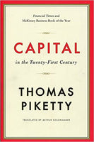 Capital in the Twenty First Century - Hardcover by Thomas Piketty