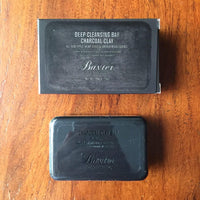 Deep Cleansing Bar - Charcoal Clay
