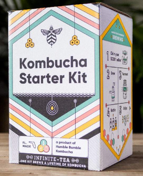 Craft A Brew Kombucha Starter Kit