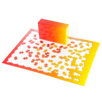 Gradient 1000 Piece Puzzle Collection - Red/Yellow