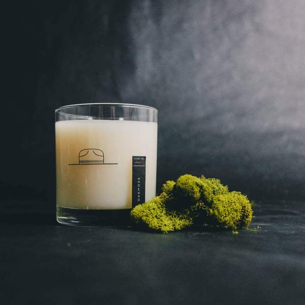 Oakmoss Candle