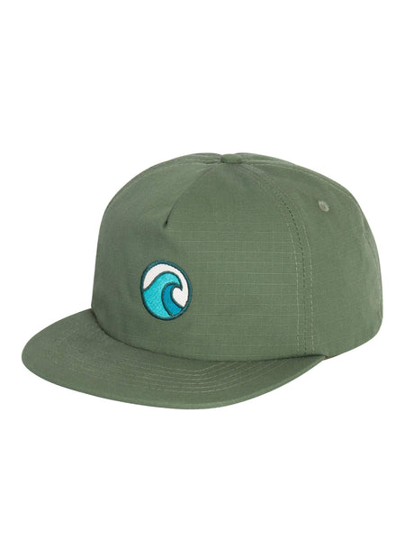 Small wave hat