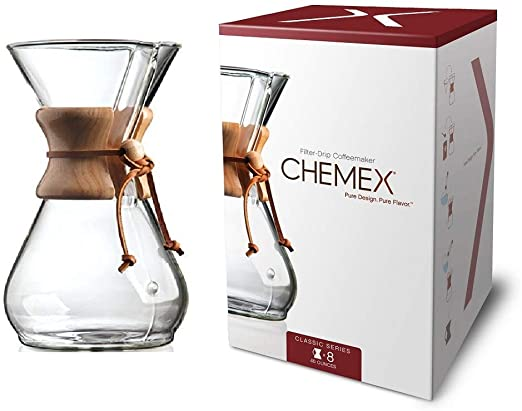 Chemex Eight Cup Classic Coffee Maker