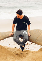 Brutus Joggers - Washed Black