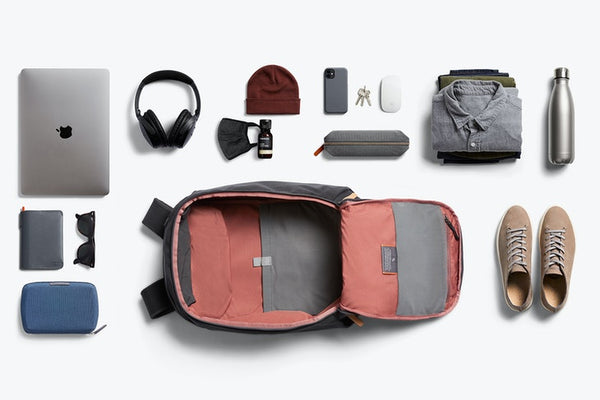 Transit Workpack - Charcoal
