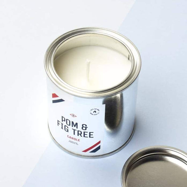 Paint Tin Candle - Pom & Fig Tree