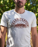 Go Hike The Grand Canyon - Vintage White