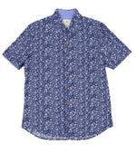 Fitted Aloha Shirt - Morning Glorious