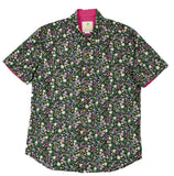 Fitted Aloha Shirt - Superbloom
