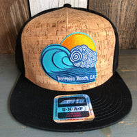 Hermosa Beach TUBULAR Premium Cork Trucker Hat