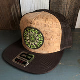 Hermosa Beach Threads x Parks Project - ZION SUN PATCH Premium Cork Trucker Hat - (Brown/Cork)