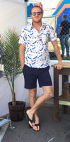 Fitted Aloha Shirt - My Birds of Paradise