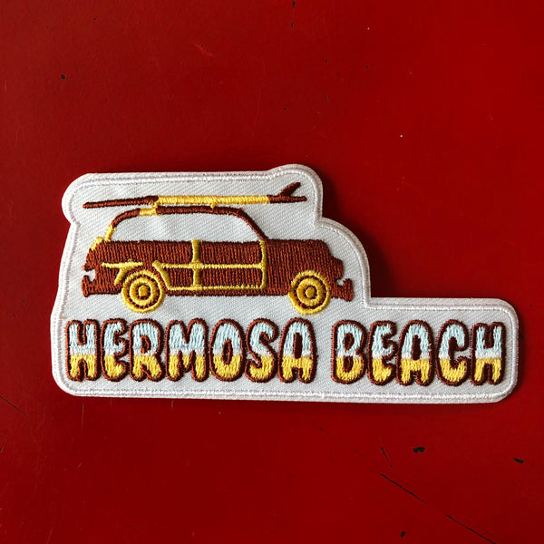 Hermosa Beach Patch - WOODIE