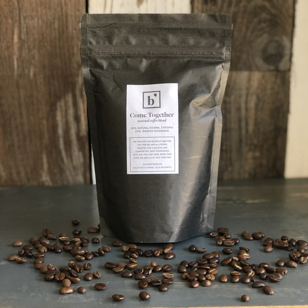 """Come Together"" Blend (special release) - whole bean coffee by Bar Nine"