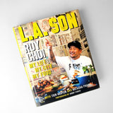 L.A. Son: My Life, My City, My Food - Hardcover Book by Chef Roy Choi