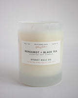 BERGAMOT + BLACK TEA (14 oz Tumbler Candle)