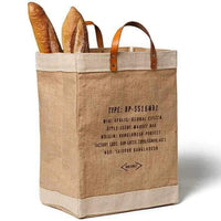 Short Handle Market Bag in Natural (TYPE: BD-ML03N-OS)