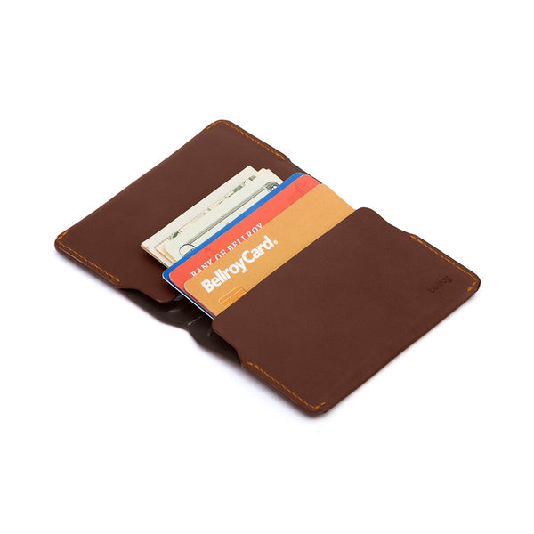 Bellroy Card Holder Wallet - Cocoa