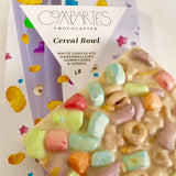 Cereal Bowl - COMPARTÉS Chocolate Bar (Available ONLY for PICKUP or LOCAL DELIVERY)