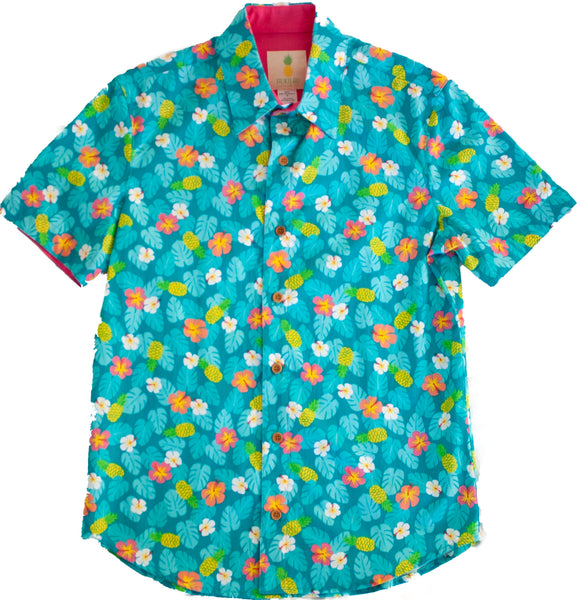 Fitted Aloha Shirt - Aloha Fridays