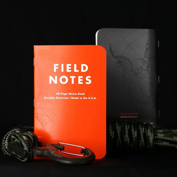 FIELD NOTES EXPEDITION NOTEBOOKS (Set of Three)