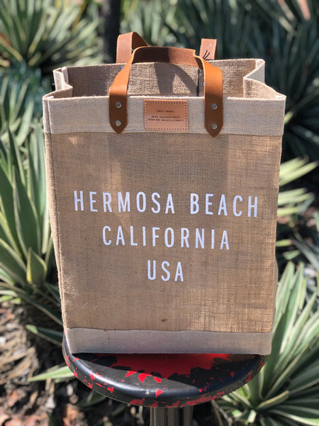 HERMOSA BEACH City Series Market Bag