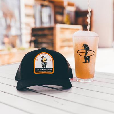 Brewski Black Stout Trucker Hat