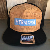 Hermosa Beach SUP' HERMOSA Premium Cork Trucker Hat