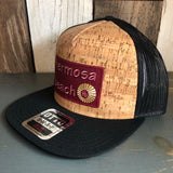 Hermosa Beach WELCOME SIGN Premium Cork Trucker Hat