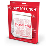 Out to Lunch - Isolated Lunch Bag