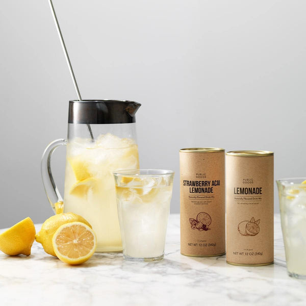 Lemonade Mix - Naturally Flavored Drink Mix