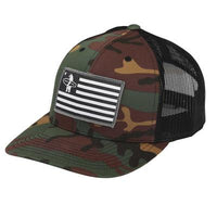 Liberty Trucker Hat - Camouflage