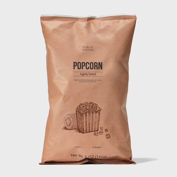 Popcorn - Lightly Salted 5 oz