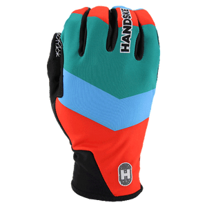 CHEVRON - WINDPROOF CYCLING GLOVES