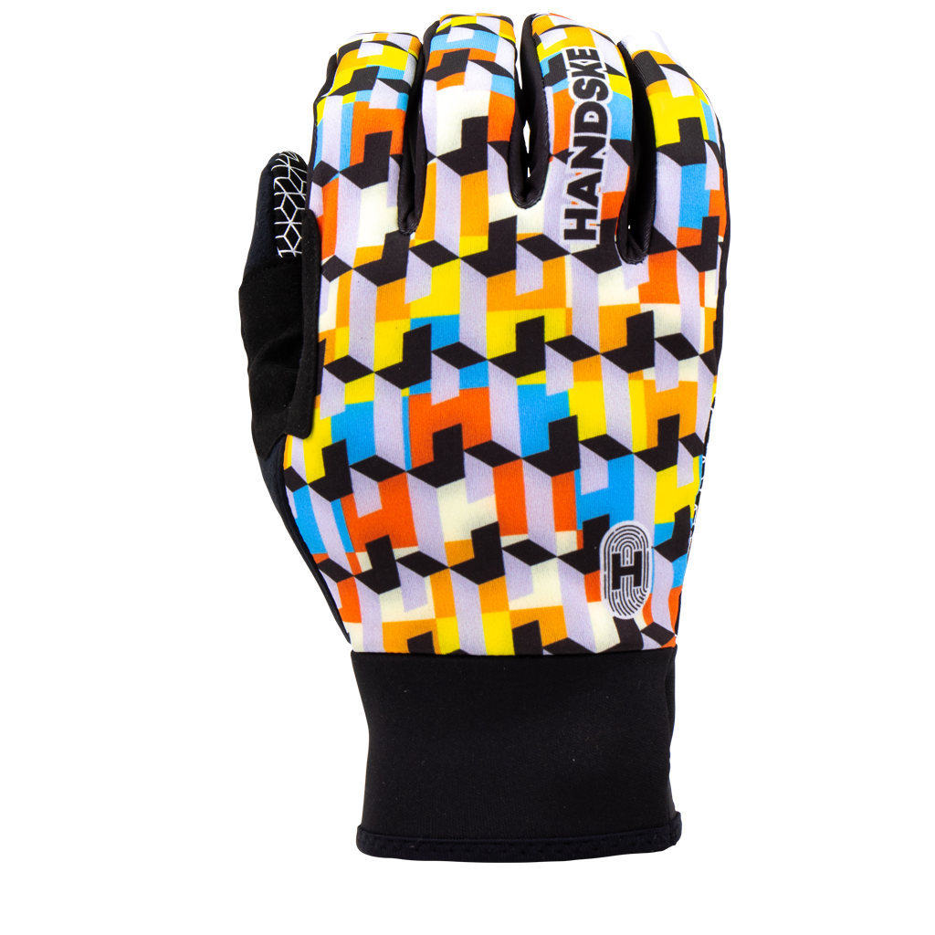 NYSM BLOCKS - WINDPROOF CYCLING GLOVE