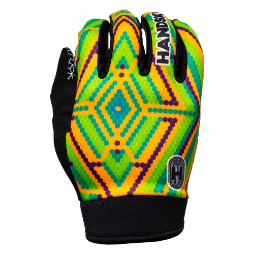 HUICHOL CYCLING GLOVES
