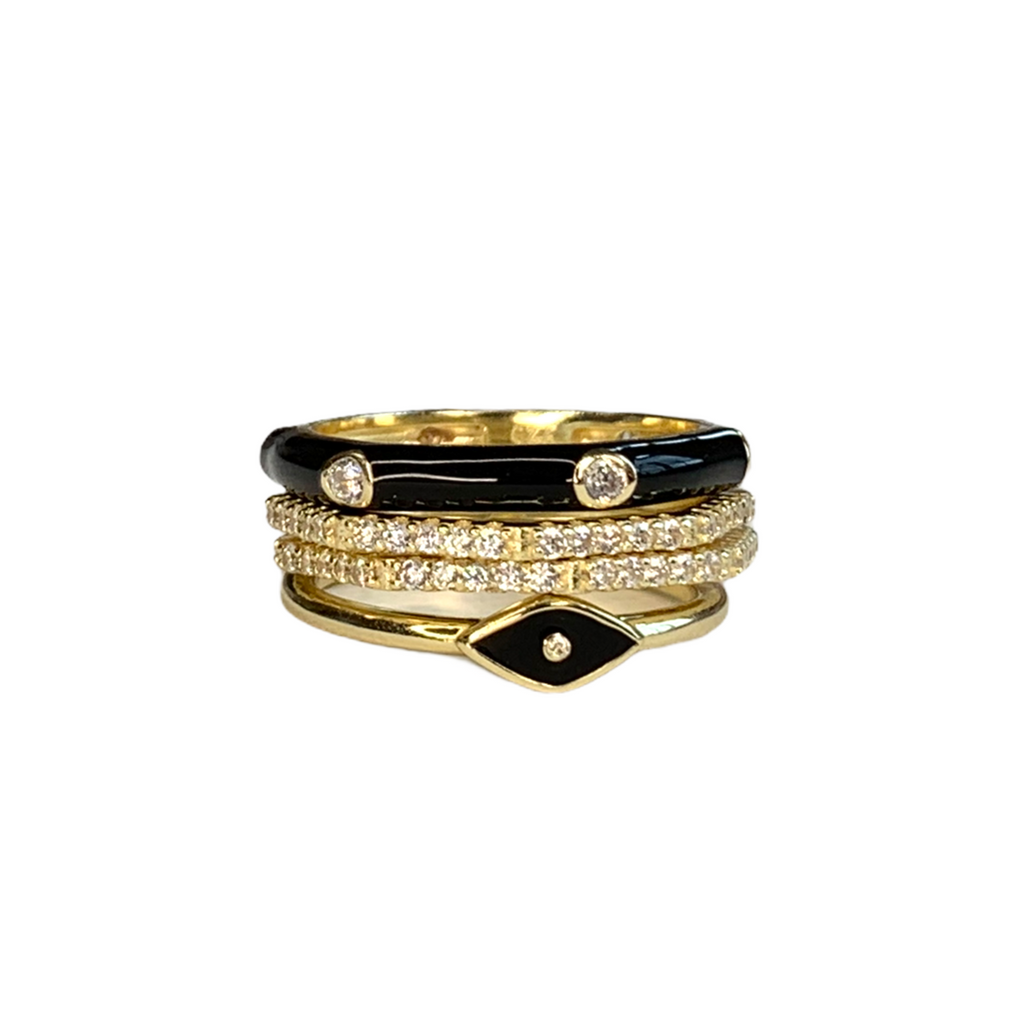 Saloma Stacker Ring