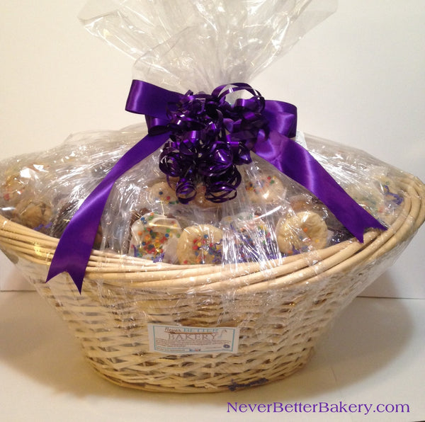 Anytime Cookie and Brownie Extra Lg Basket