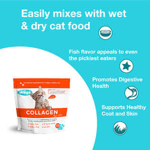 Totally Wags Collagen for Cats Info