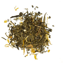 Earl Grey Sencha - green mist