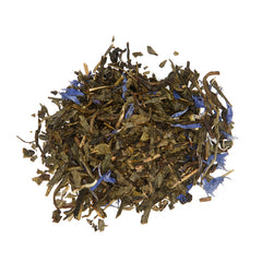 Earl Grey Cream Sencha - a cup of kindness