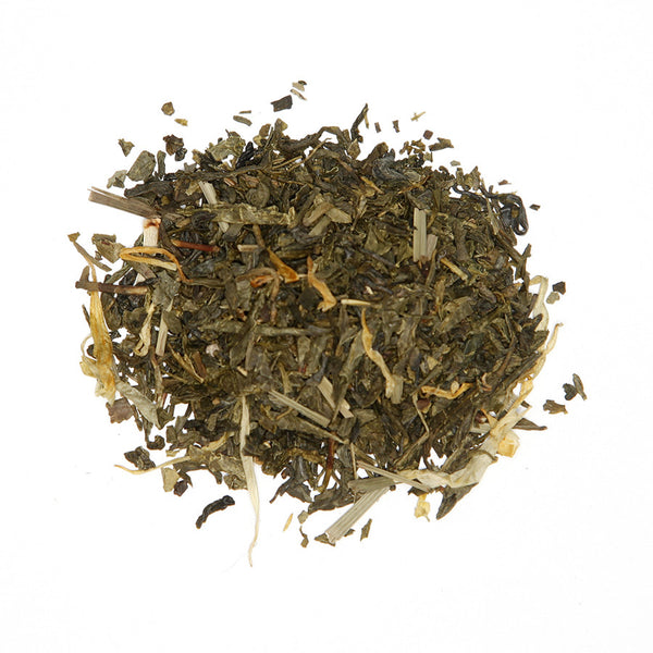 Lemongrass Lime Sencha - Druid's blend
