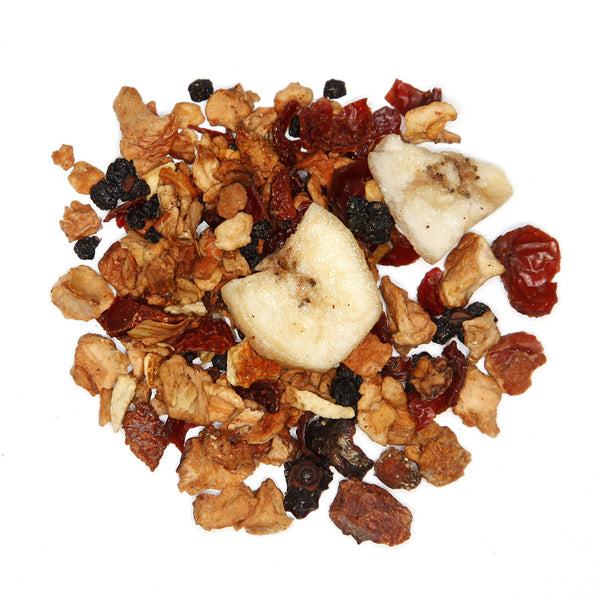 Banana Cherry Fruit Tisane - whimsical