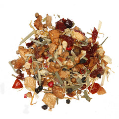 Ginger Lime Fruit Tisane - Merlin's Blend